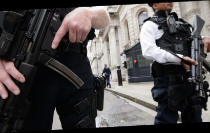 UK's terror threat level changed from 'severe' to 'substantial'