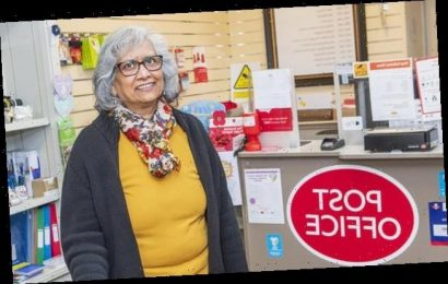 LUCY MANGAN: Why post offices are the best of Britain