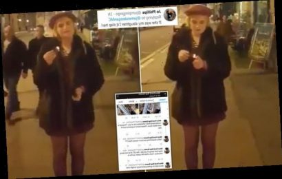 Video of woman burning a poppy emerges ahead of Remembrance Sunday
