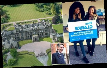 Rees-Mogg's niece set to steal uncle's tag as Britain's poshest MP