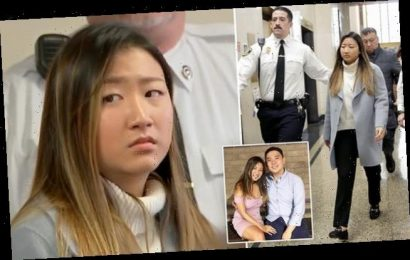 Student in court on manslaughter charges over boyfriend's suicide