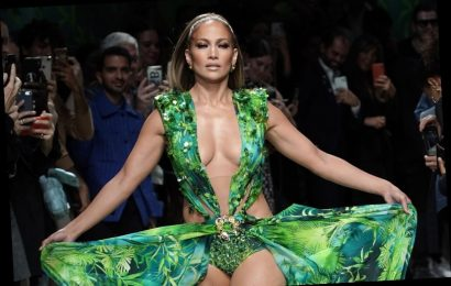 Versace Is Suing Fashion Nova For Recreating J.Lo's Iconic Grammys Dress