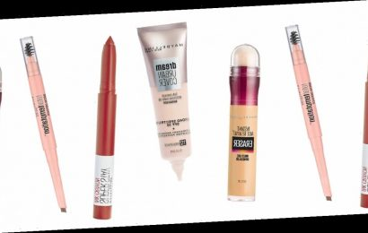 Maybelline's Black Friday 2019 Sale Is Exclusively On Amazon, So Listen Up