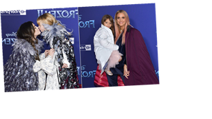 The Frozen 2 Premiere Was an Adorable Family Affair, and We're Melting