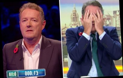 Piers Morgan squirms as his 'horror story' The Chase round where he was thrashed by Susanna Reid is shown on GMB – The Sun