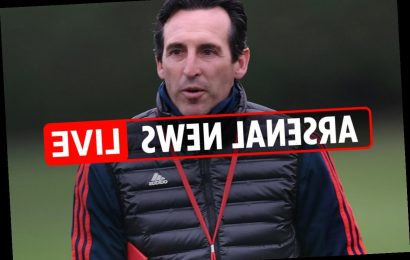 6.30pm Arsenal news LIVE: Emery could be out of the door in New Year, Southampton build up, £43m Pau Torres linked – The Sun
