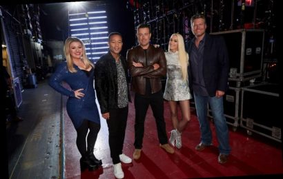 'The Voice': Why Kelly Clarkson Yelled That Gwen Stefani and Blake Shelton Are Cheating