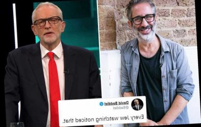 David Baddiel tweets 'every Jew noticed that' after Corbyn mispronounces Jeffrey Epstein's name 'to make it more Jewish' – The Sun