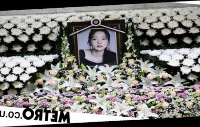 No foul play suspected in Goo Hara's death as police find 'handwritten note'