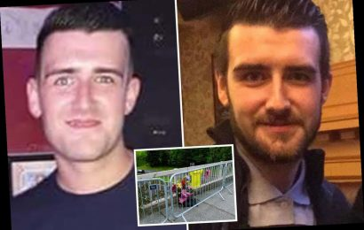 Barman, 23, jumped to his death from bridge after losing family at Radio 1's Big Weekend – The Sun