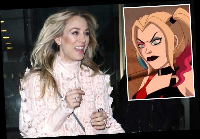 The Big Bang Theory's Kaley Cuoco was 'excited' to leave sitcom behind for gritty Harley Quinn series