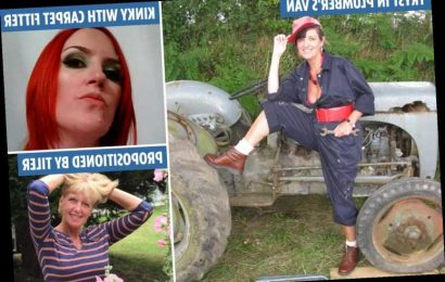 The women who can't resist tradesmen – and have the carpet burns to prove it – The Sun