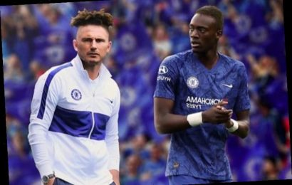 Chelsea assistant Jody Morris trolls Frank Lampard with hilarious mash-up of the Blues boss with Tammy Abraham's hair – The Sun
