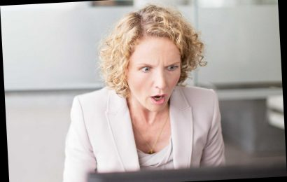 Frustrated office workers swear a whopping 55 times per week, survey reveals – The Sun