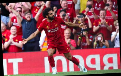 Liverpool boost with Mohamed Salah fit to face Napoli in Champions League and could have faced Crystal Palace – The Sun