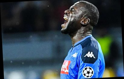 Man Utd transfer blow as £90m target Koulibaly reveals he 'feels at home' at Napoli – The Sun