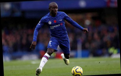N'Golo Kante gives Chelsea huge boost as he ends Real Madrid transfer talk and says he could finish career with Blues – The Sun