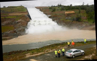 Thousands across America at risk of devastating killer floods as 1,700 crumbling dams could be on the verge of collapse