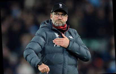 Klopp says 'I am not a clown' after he's asked to do fist pumps by Sky Sports cameraman – The Sun