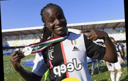 Eni Aluko decides to quit Juventus after ex-Chelsea forward wins domestic clean sweep in Italy – The Sun