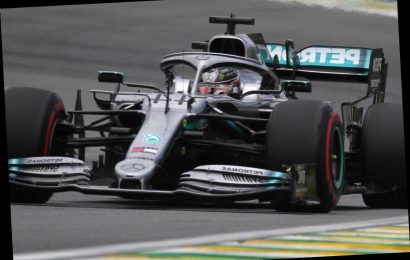 F1 Brazilian Grand Prix qualifying LIVE: Hamilton eyes pole after going quickest in practice – The Sun