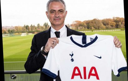Jose Mourinho at Spurs: Five pressing issues new boss must address to save season – The Sun