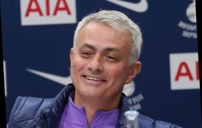 Jose Mourinho has to get a tune out of Tottenham stars who had downed tools under Mauricio Pochettino – The Sun