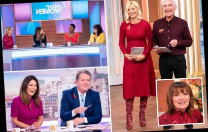 ITV announce huge day time shake up with This Morning and GMB on for longer to replace Jeremy Kyle – The Sun