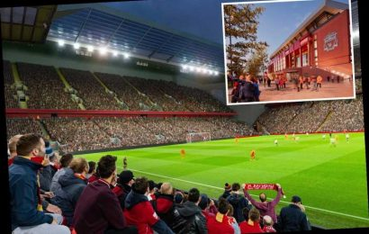 Liverpool reveal incredible plans to increase Anfield capacity to 61k seats making it bigger than Arsenal's Emirates – The Sun
