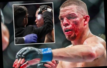 Doctor who called off UFC 244 main event due to Diaz eye injury against Masvidal 'fears for safety' after fan backlash – The Sun
