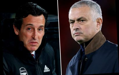 Defiant Emery shuts down reporter when asked about Mourinho replacing him as Arsenal boss – The Sun