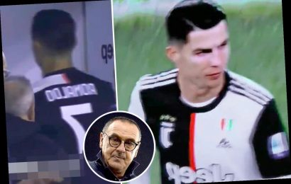Ronaldo jets to Portugal amid war with Sarri over being subbed twice in a week as Lineker warns feud 'won't end well' – The Sun