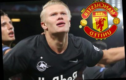 Man Utd so desperate to land £85m-rated Erling Haaland they are willing to loan him back to Red Bull Salzburg in January – The Sun