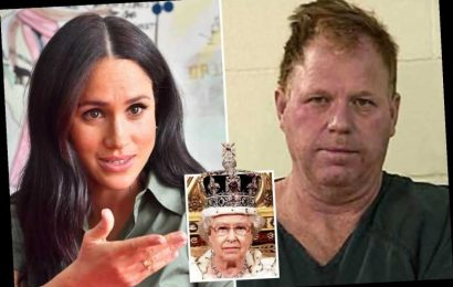 Meghan Markle's half-brother conspires with Duchess lookalike to steal crown jewels in bizarre advert – The Sun