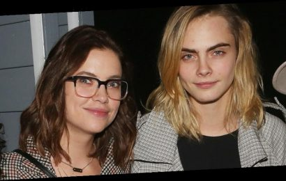 Ashley Benson & Cara Delevingne See The 'Jagged Little Pill' Musical on Broadway