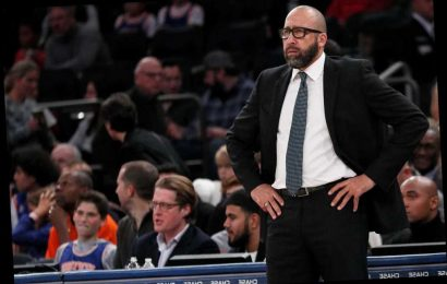 Knicks finger-pointing shouldn't end with David Fizdale