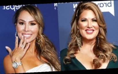 RHOC's Emily Simpson Not Surprised To See Kelly Dodd Get Engaged So Quickly: 'I Was Crying'
