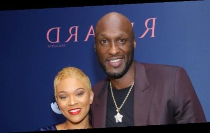 Lamar Odom Is Engaged to Girlfriend Sabrina Parr
