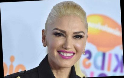 Gwen Stefani shows off new bob hairstyle with blunt bangs