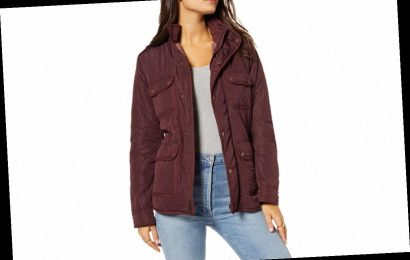 Survive the Season in Style Thanks to This Transitional Jacket