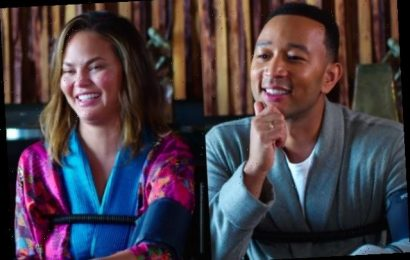 John Legend and Chrissy Teigen Give Each Other a Lie Detector Test – and It's Mostly About Sex Stuff (Video)
