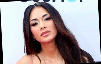 How old is Nicole Scherzinger, when did she split with ex Lewis Hamilton, and who is her boyfriend Grigor Dimitrov?