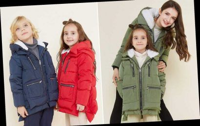 Mini-Me Alert! The Viral Amazon Coat Now Comes in Kids' Sizes