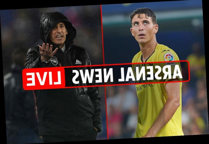 7am Arsenal news LIVE: Emery could be out of the door in January LATEST, Southampton build up, £43m Pau Torres linked – The Sun