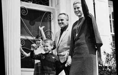 How the Original American Princess — Grace Kelly — Celebrated Thanksgiving in Her New Kingdom