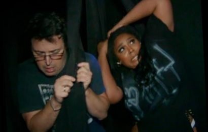 Lizzo Is Feeling Scared As Hell During Haunted House Experience