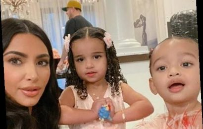 Dream Kardashian Celebrates Her 3rd Birthday With Rob and Family