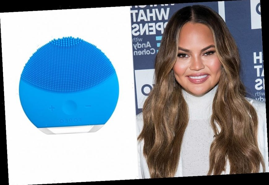 Chrissy Teigen Loves This Skincare Brand, and It's Super Marked Down on Amazon Right Now