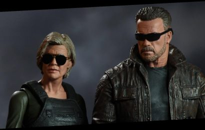 Cool Stuff: 'Terminator: Dark Fate' Statue and NECA Action Figures Fight for the Future