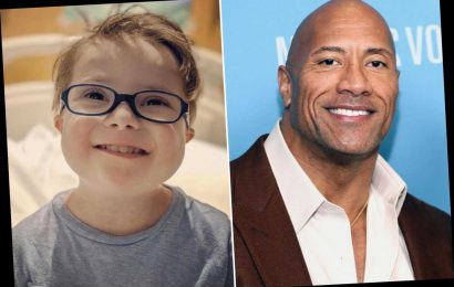 Dwayne Johnson Sings Moana Song in Video Message to a 3-Year-Old Boy 'In the Fight of His Life'